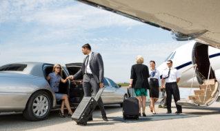 passengers taken to airport